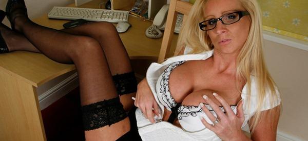 rachel_posing_as_a_sexy_secretary