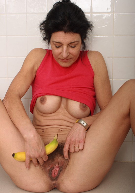 Milf denise is getting ready for her date Part 10