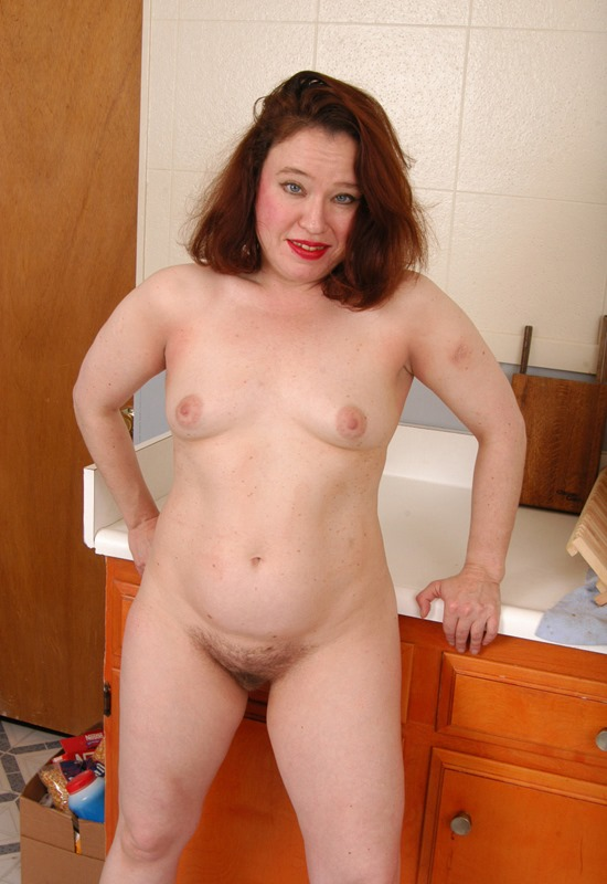 redhead milf exposed